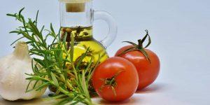 ácido oleico en los diferentes aceites